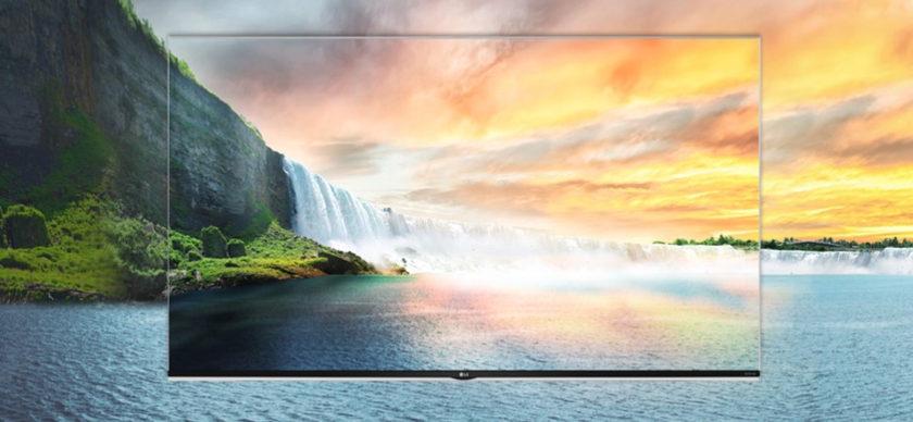 LG TV 55UK6100PLB codec HEVC