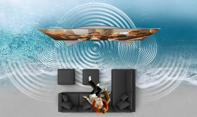 LG TV 55UK6100PLB sonido envolvente