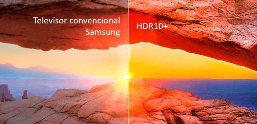 Samsung TV 65NU7105 HDR10+