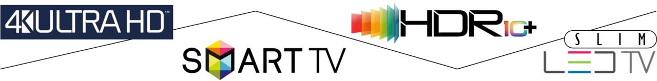 Samsung TV 65NU7105 características