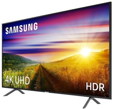 Samsung TV 65NU7105 perfil