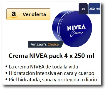 AMAZON_Crema NIVEA para embarazadas